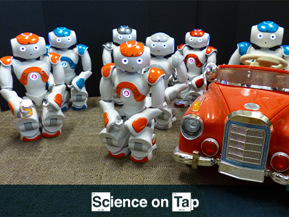 Science on Tap: Robot Theater