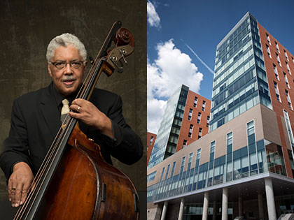 Rufus Reid Performance with Johnson County Landmark at Catlett Hall