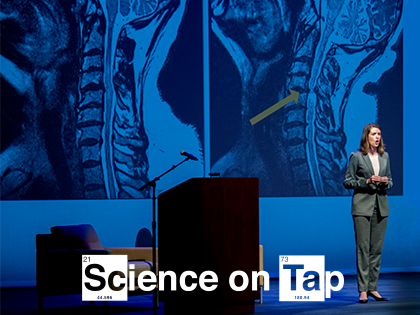 Science on Tap: Three Minute Thesis Showcase