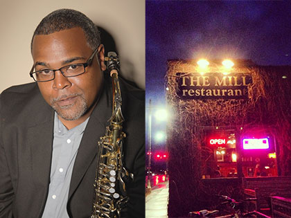 Witch Note: An After-Hours Jazz Jam hosted by Damani Phillips