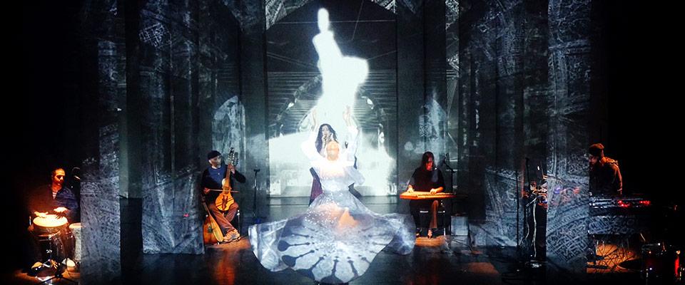 Niyaz, The Fourth Light Project