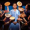 """Complete with the smell of baking pies, Hancher Auditorium will present the hit musical, """"Waitress"""", this weekend."""