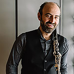Club Hancher: Kinan Azmeh, part of Embracing Complexity