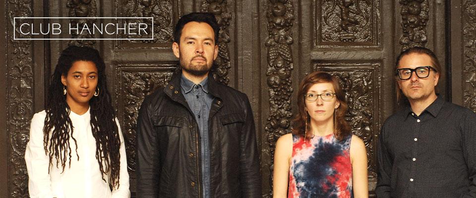 Club Hancher: Tomeka Reid Quartet
