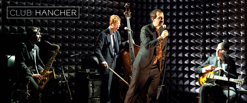 Club Hancher: Ethan Lipton & His Orchestra, No Place to Go