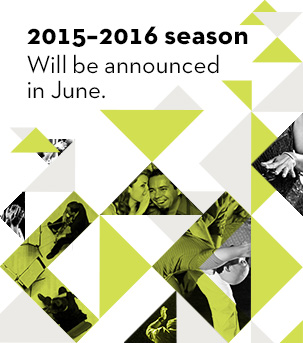 2015-2016 season will be announced in June