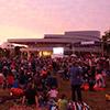 Hancher's first concert draws thousands