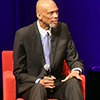 Kareem Abdul-Jabbar talks Colin Kaepernick, young activists at University of Iowa lecture