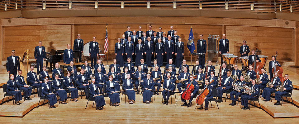 The United States Air Force Concert Band and Singing Sergeants from Washington, D.C.