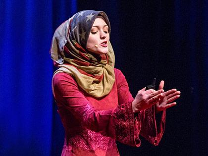 Photo of Amal Kassir