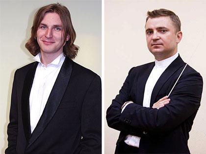 Dmitri Anakovsky and Vladislav Lavrik