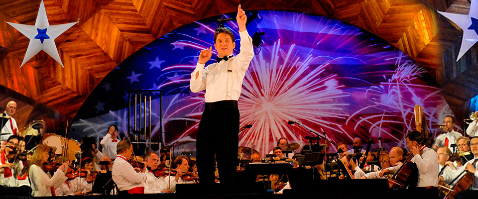 The Boston Pops Esplanade Orchestra