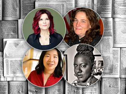 An Evening of Music & Literature with Rosanne Cash, A. M. Homes, Lan Samantha Chang, Tameka Cage Conley and John Leventhal