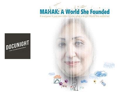 MAHAK: A World She Founded