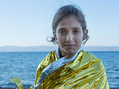 Iphigenia Point Blank: Story of the First Refugee
