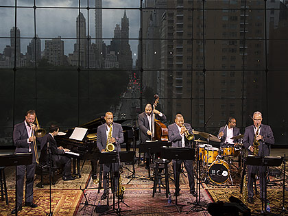 Jazz at Lincoln Center Orchestra Septet with Wynton Marsalis: The Sounds of Democracy