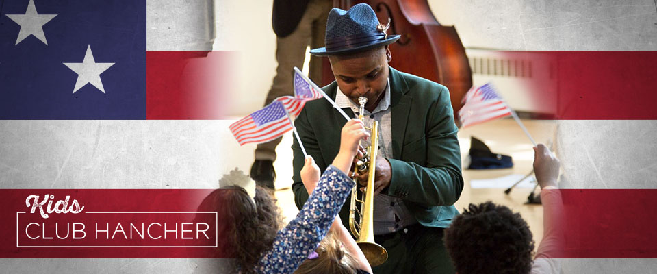 """Kids Club Hancher: Jazz at Lincoln Center Quintet, """"Let Freedom Swing"""""""