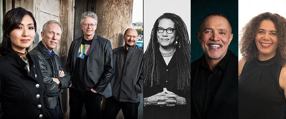 Kronos Quartet, Nikky Finney, Michael Abels, Valerie Sainte-Agathe
