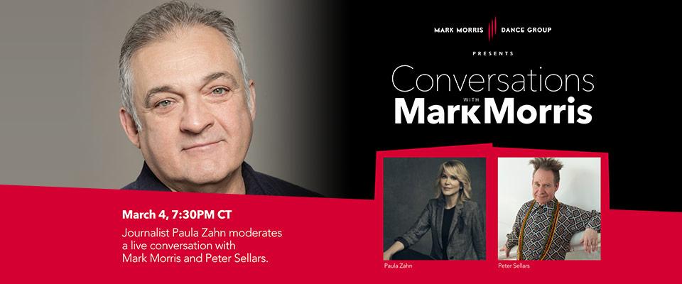 Conversations with Mark Morris: Peter Sellars