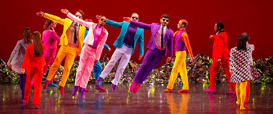 """Mark Morris Dance Group, """"Pepperland"""""""