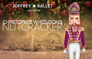 Joffrey Ballet - Christopher Wheeldon's Nutcracker