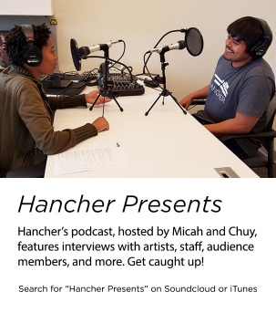 Hancher Presents: A podcast