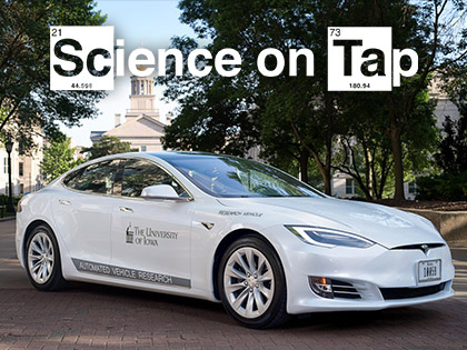 Science on Tap: The History and Future of Automated Driving