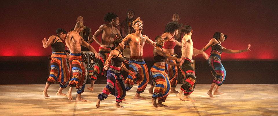 Step Afrika!, Drumfolk (Photo: Jati Lindsay)