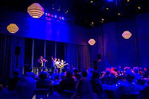 Club Hancher in Strauss Hall (Photo: Miriam Alarcon Avila)