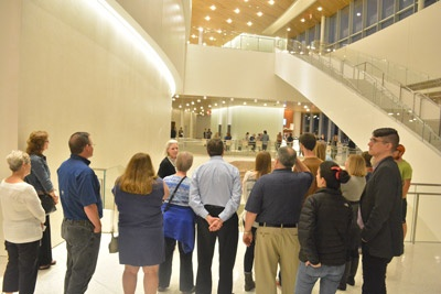 Tours of Hancher Auditorium