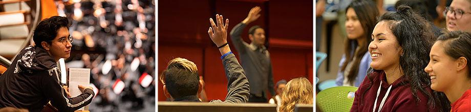 Hancher's campus engagement programs