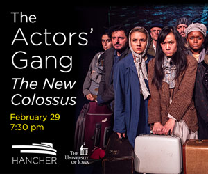 The Actors' Gang, The New Colossus