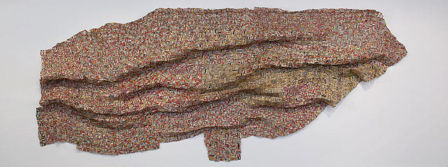 Anonymous Creature / El Anatsui