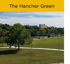 The Hancher Green