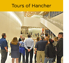 Tours of Hancher