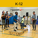 K-12 (Photo: Las Cafeteras at Grand Wood Elementary School)
