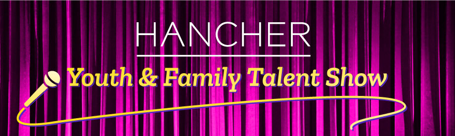 Hancher Youth & Family Talent Show