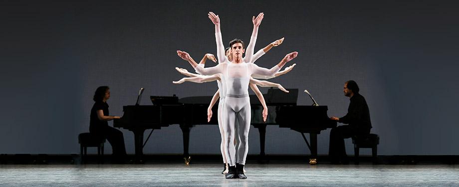 New York City Ballet MOVES (Photo: Paul Kolnik)
