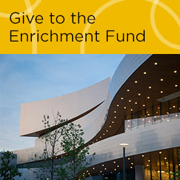 Give to the Enrichment Fund