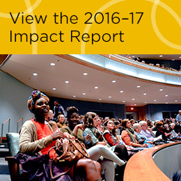 View the 2016-17 Impact Report
