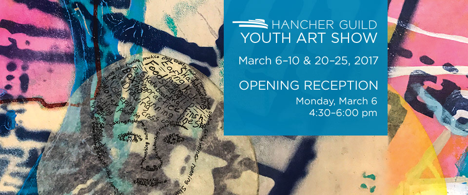 Hancher Guild Youth Art Show