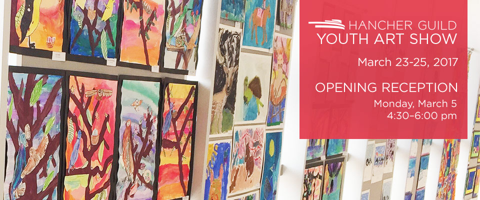 Hancher Guild Youth Art Show